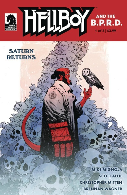 Hellboy and the B.P.R.D.: Saturn Returns