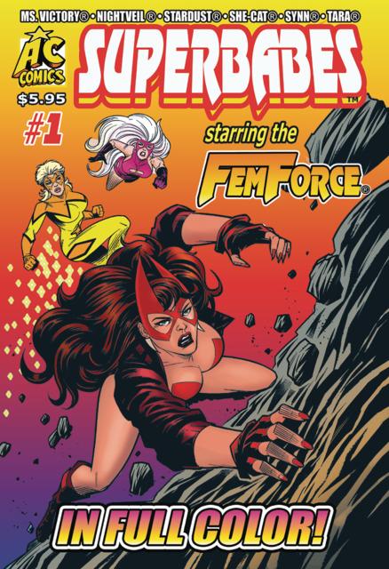 Superbabes Starring the FemForce