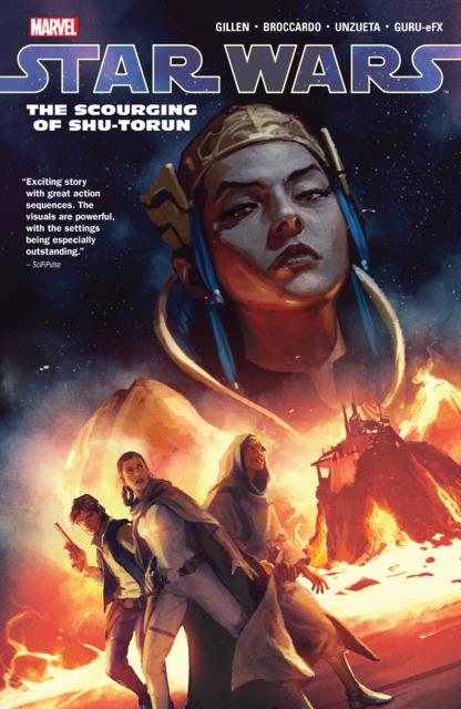 Star Wars: The Scourging of Shu-Torun