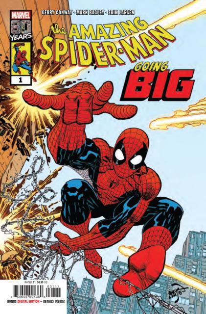 Amazing Spider-Man: Going Big