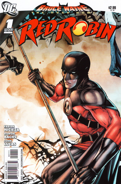 Bruce Wayne: The Road Home: Red Robin