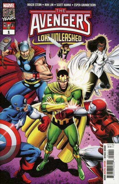 Avengers: Loki Unleashed!
