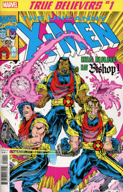 True Believers: The Uncanny X-Men: Bishop