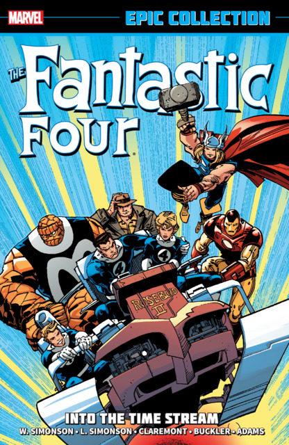 Fantastic Four Epic Collection: Into the Time Stream