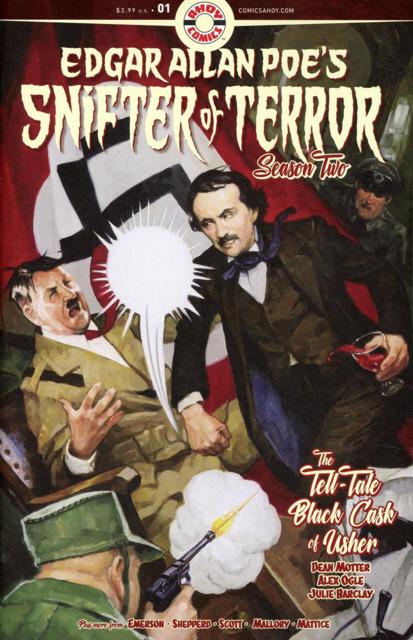 Edgar Allan Poe's Snifter of Terror, Season Two