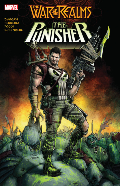 War of the Realms: The Punisher