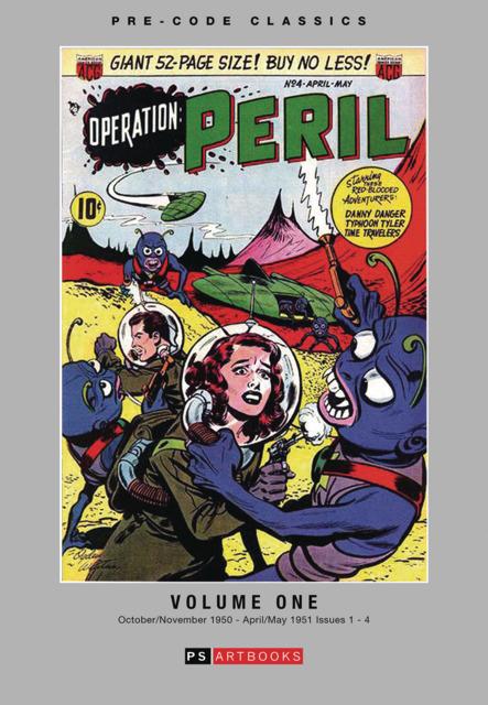Pre-Code Classics: Operation Peril