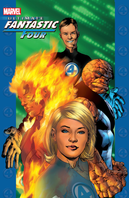 Ultimate Fantastic Four Collection