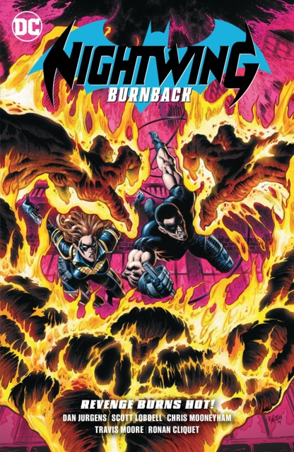 Nightwing: Burnback