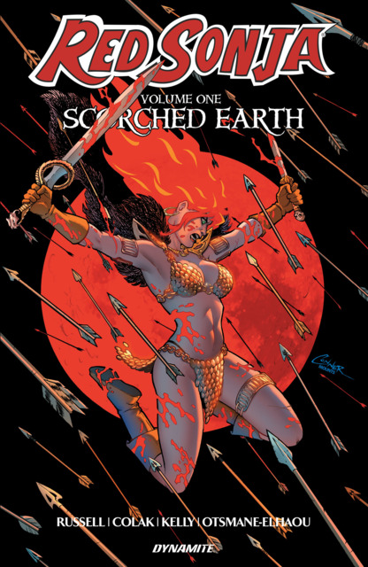 Red Sonja: Scorched Earth