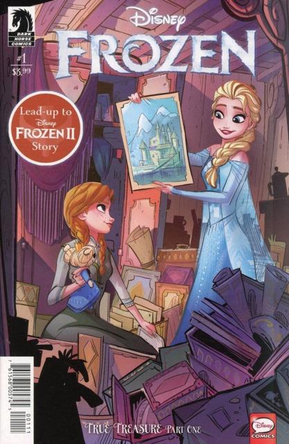 Frozen: True Treasure