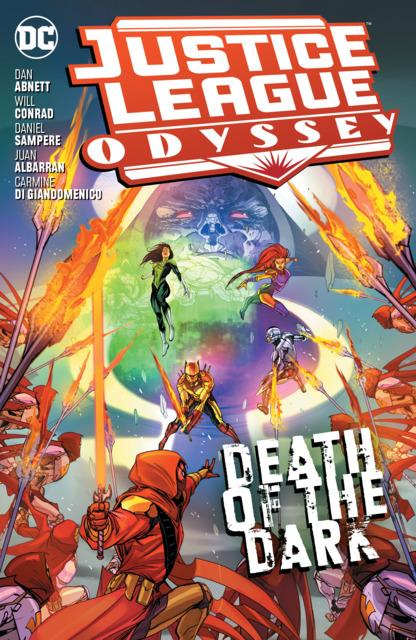 Justice League Odyssey: Death of the Dark