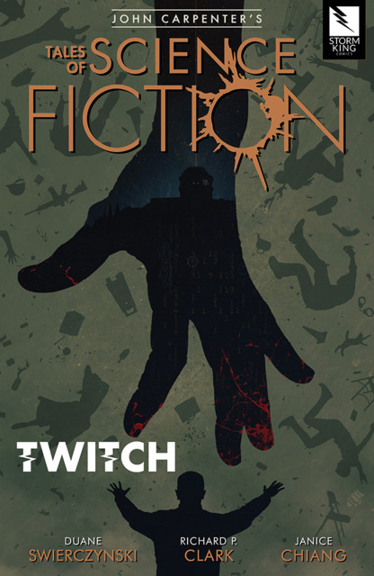 John Carpenter's Tales of Science Fiction: Twitch