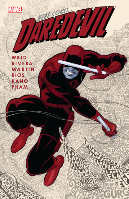 Daredevil by Mark Waid