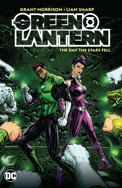The Green Lantern: The Day The Stars Fell
