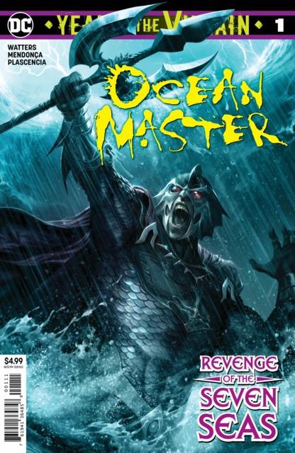 Ocean Master: Year of the Villain