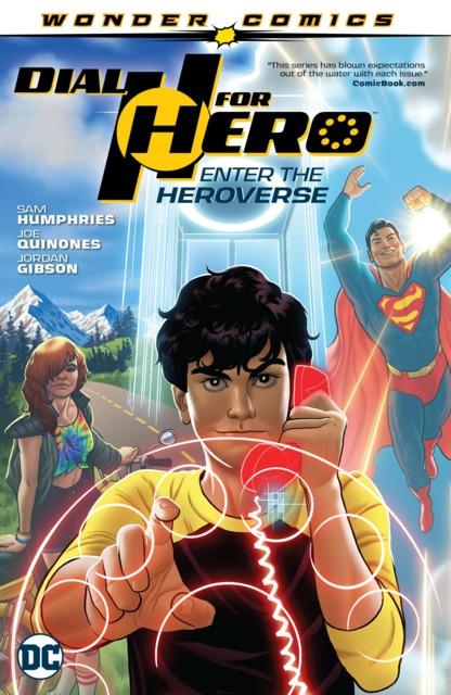 Dial H for Hero: Enter the Heroverse