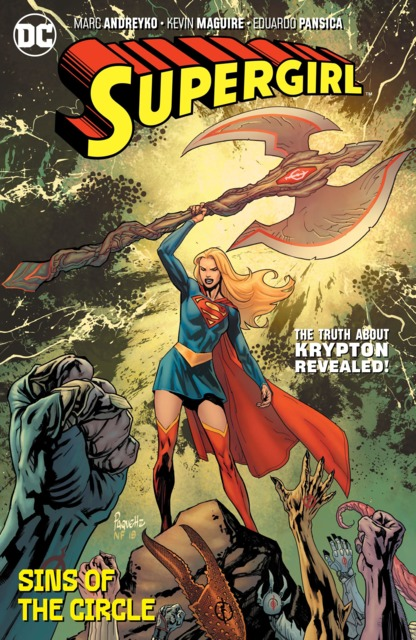 Supergirl: Sins of the Circle