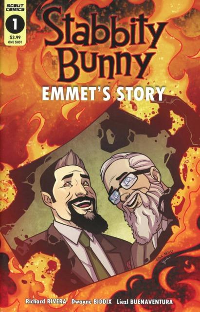 Stabbity Bunny: Emmet's Story