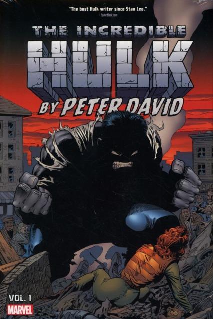 Incredible Hulk By Peter David Omnibus