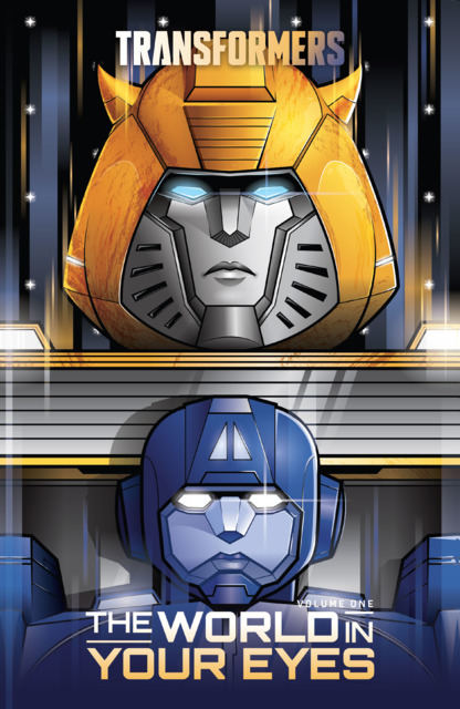 Transformers: The World In Your Eyes