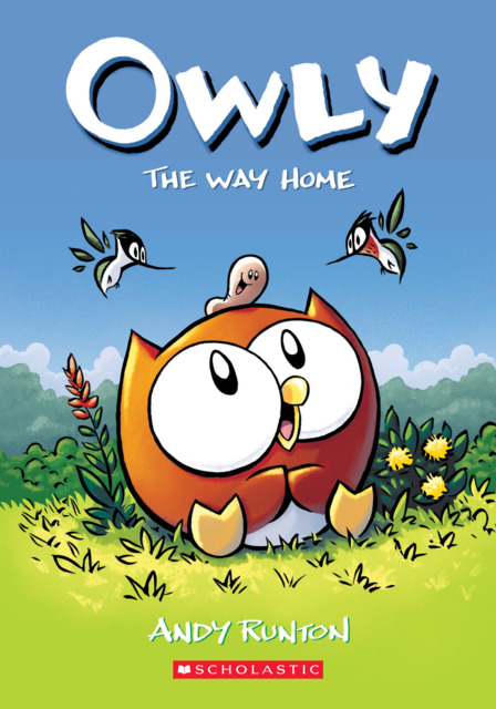Owly Color Edition