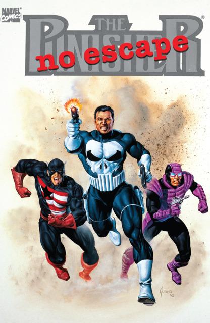 Punisher: No Escape