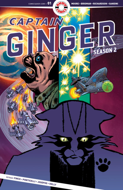 Captain Ginger Season Two