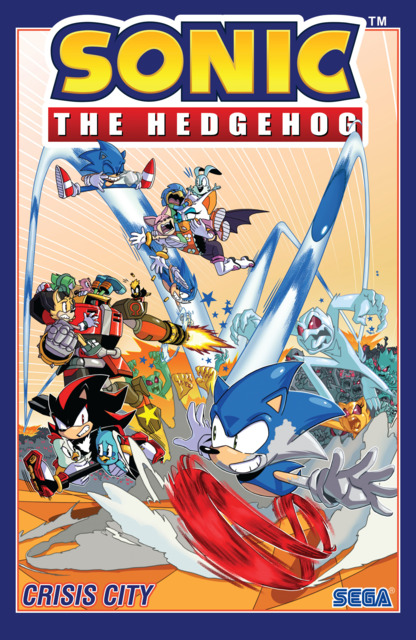 Sonic the Hedgehog: Crisis City