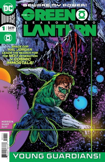 The Green Lantern Season Two