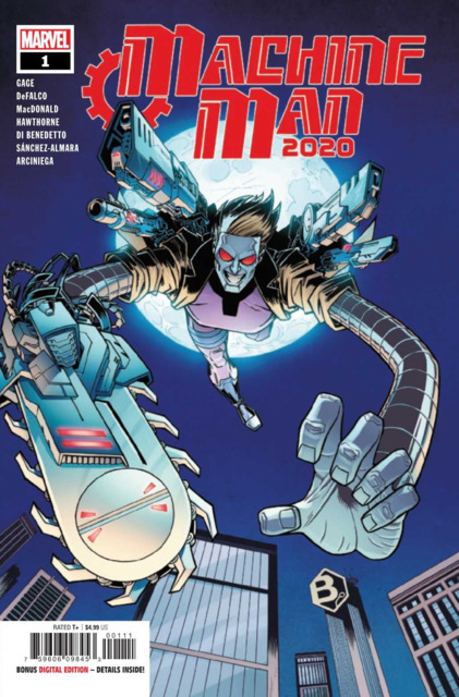 2020 Machine Man