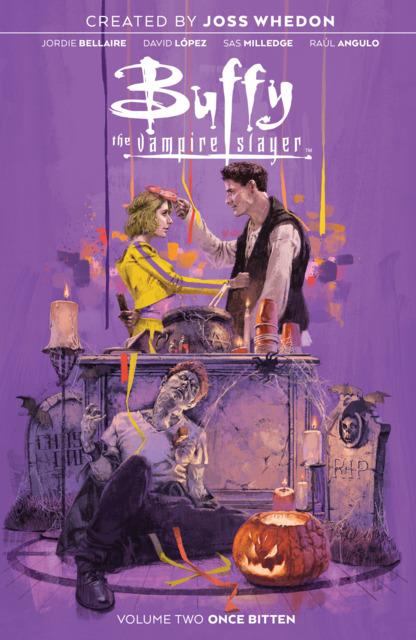 Buffy the Vampire Slayer: Once Bitten