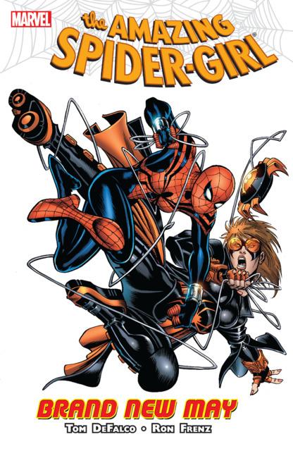 Amazing Spider-Girl: Brand New May