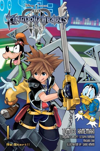 Kingdom Hearts III: The Novel
