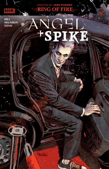 Angel + Spike