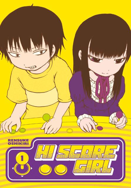 Hi Score Girl