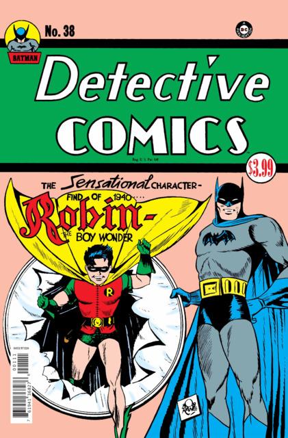 Detective Comics 38 (Facsimile Edition)