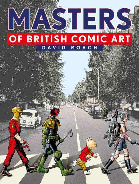 Masters of British Comics Art