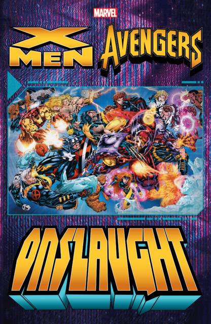 X-Men/Avengers: Onslaught