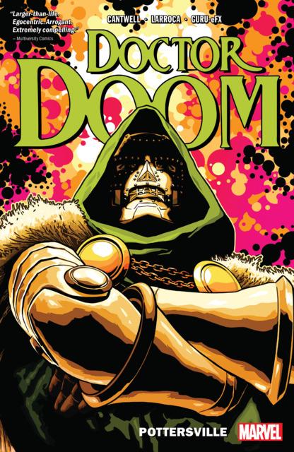 Doctor Doom: Pottersville