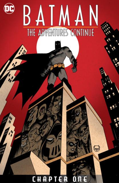 Batman: The Adventures Continue