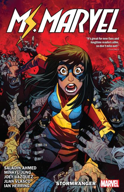 Ms. Marvel by Saladin Ahmed: Stormranger