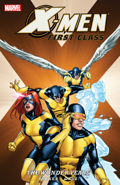 X-Men: First Class: The Wonder Years