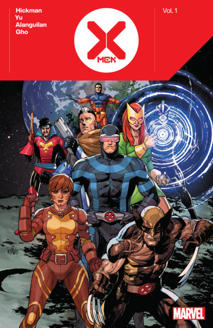 X-Men by Jonathan Hickman
