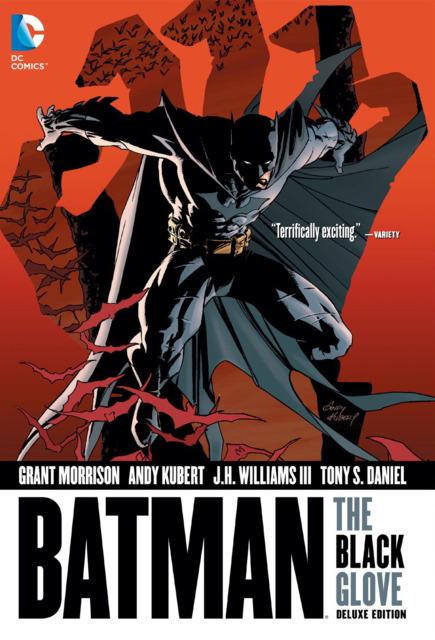 Batman: The Black Glove Deluxe