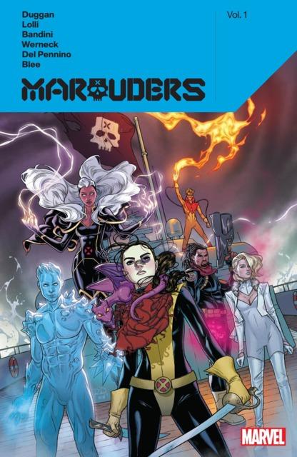 Marauders by Gerry Duggan