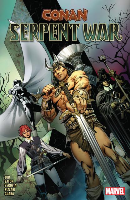 Conan: Serpent War