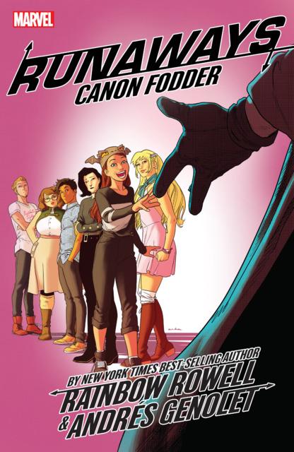 Runaways by Rainbow Rowell: Cannon Fodder