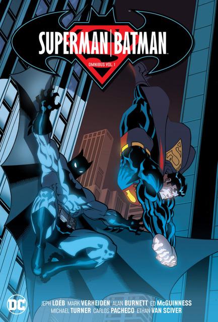 Superman/Batman Omnibus
