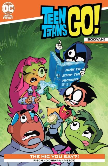 Teen Titans Go!: Booyah!